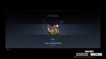 The Harvester (Rare)