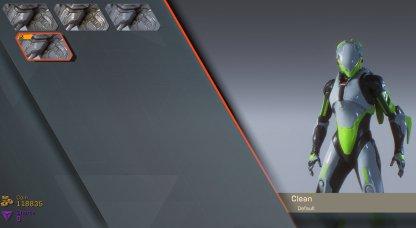 Anthem Javelin Customization Change Javelin