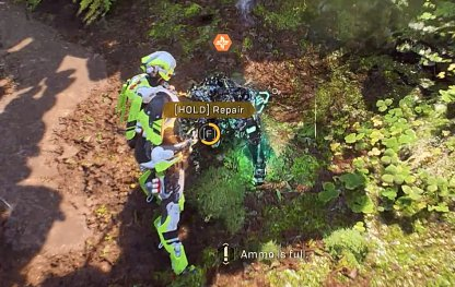 Anthem Repair Sentinel Javelins To Get Extra XP