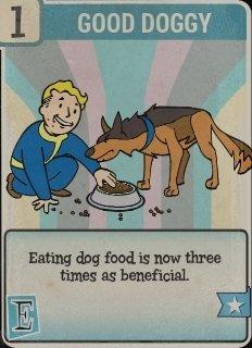 Good Doggy Perk Card