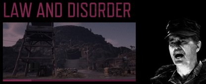 Law And Disorder - Storyline Mission Walkthrough