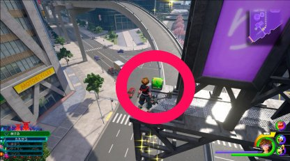 Kingdom Hearts 3 </td><td> KH3 San Fransokyo - Treasure Chest & Lucky Emblem Locations Detailed Location of the Lucky Emblem Batch 28 - 34