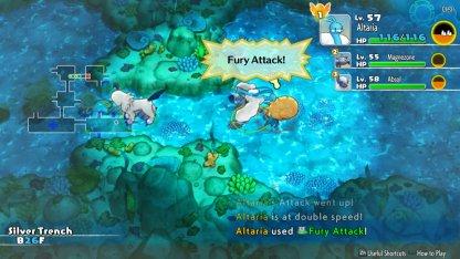 Fury Attack