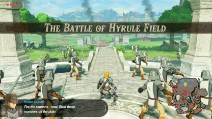 Battle of Hyrule Field