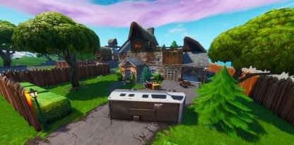 Snobby Shores Close Up