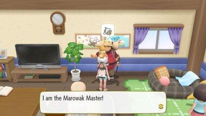 Marowak Master Trainer