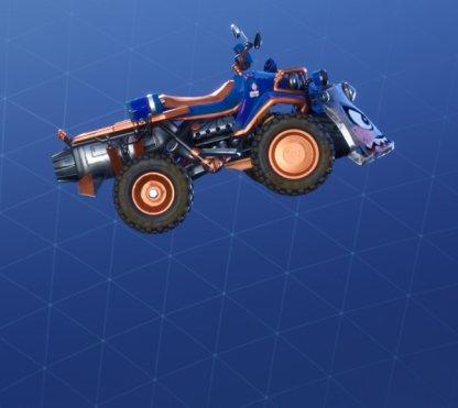 STINGER Wrap - Vehicle