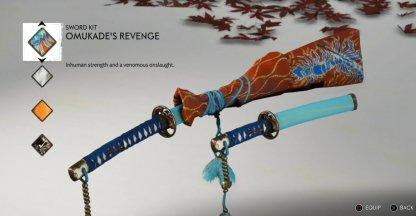 Omukade's Revenge
