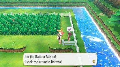 Rattata Master Trainer