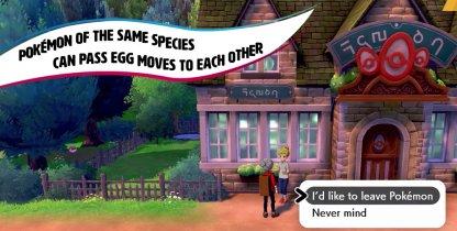 Egg Moves