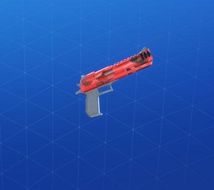RED CAMO Wrap - Handgun