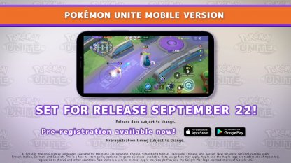 Mobile release