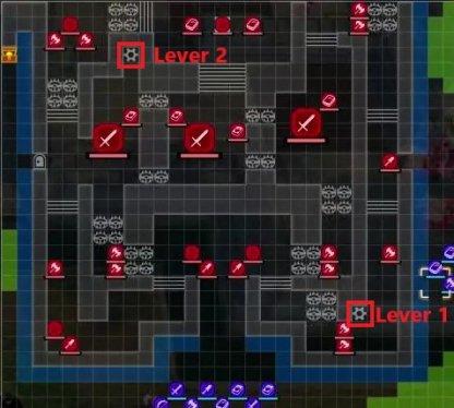 The Siege of Arianrhod - Battle Start Map