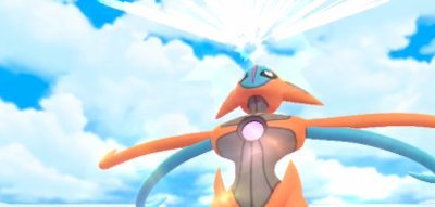 Deoxys Attack Form EX Raid Happening Now!