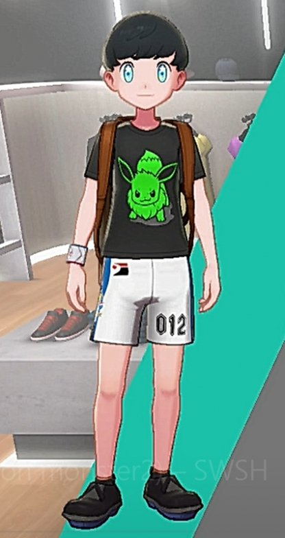 Casual tee (Pikachu Payback)