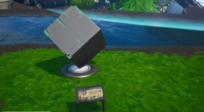 Cube Memorial Visit Challenge
