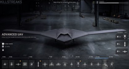 Advanced UAV