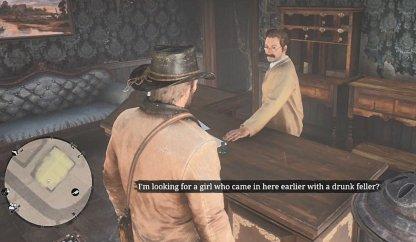 Red Dead Redemption 2 - Polite Society, Valentine Style