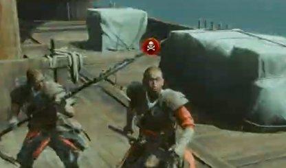 Beware Of Red Icons On Enemies