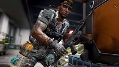 CoD: BO4, Down But Not Out - Blackout Mode