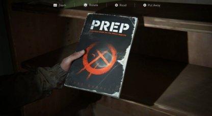 Requires Prep Training Manual To Unlock