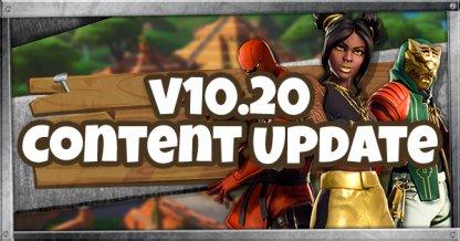 10.20 Content Update