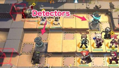 Use the Detectors