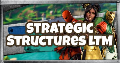Strategic Structures LTM