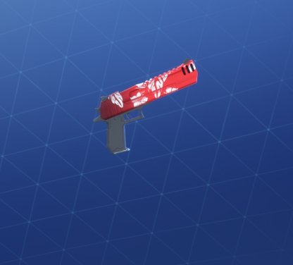 FLOWERPRINT Wrap - Handgun