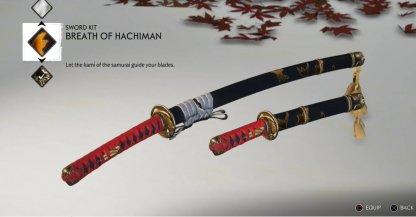 Breath of Hachiman