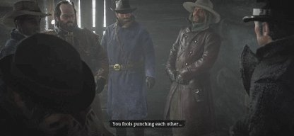Red Dead Redemption 2, Chapter 1 Story Mission List