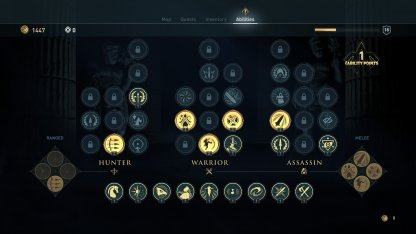 Enhance Your Combat Skills with Abilities