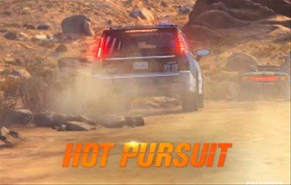 Hot Pursuit Changes