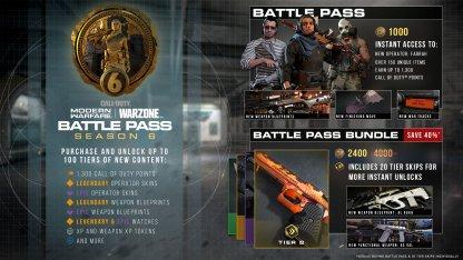 Season 6 Battle Pass