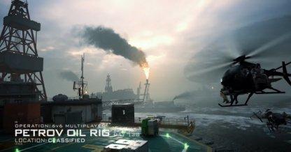 Petrov Oil Rig