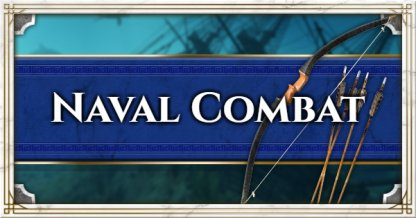 Naval Combat & Ship Customization