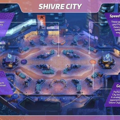 Shivre City - Map & Wild Pokemon Guide