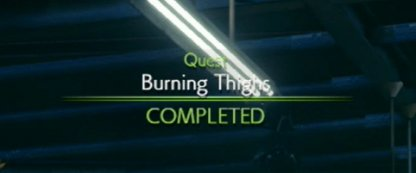 Burning Thighs - Odd Job Overview