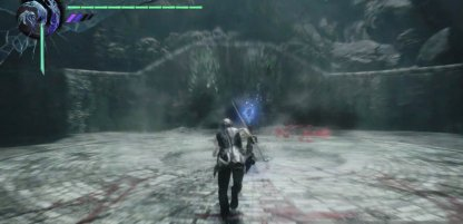 Devil May Cry 5 Blue Orb Location Mission 9 Left Of Path