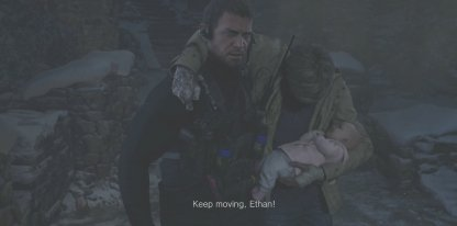Ethan Beats Mother Miranda & Chooses To Sacrifice Himself