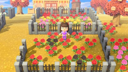 Animal Crossing Black Roses How To Get Breed Acnh Gamewith