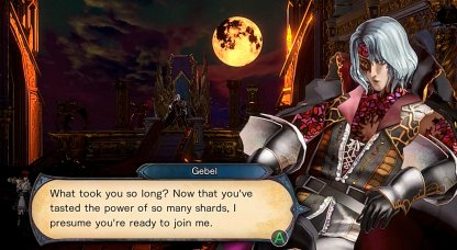 Gebel As 3rd Playable Character