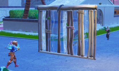 Building Walls Provide Quick Cover