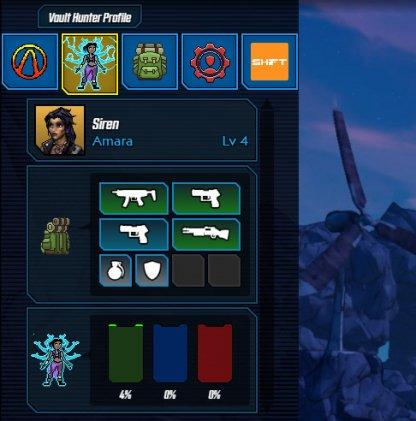 View Vault Hunter Profile