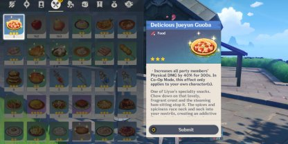 Jueyun Guoba Completed & Gave The Achievement