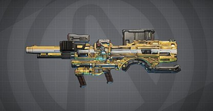 Increased Reload Speed for Ion Cannon