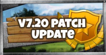 v7.20 Patch Update Summary - January 15, 2018