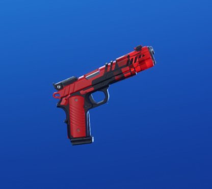 SQUARED STREAM Wrap - Handgun