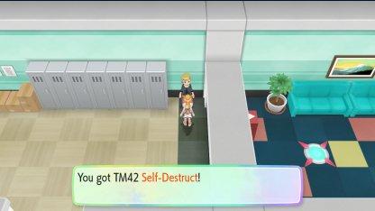 Self-Destruct Location