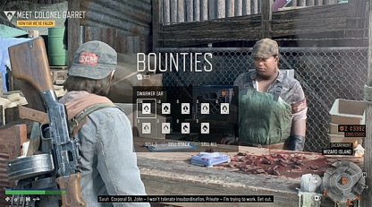 Make Sure To Turn In Bounties